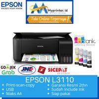 Printer Epson L3110 print/scan/copy A4 include PPN