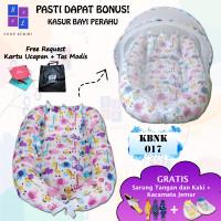🌸BeeL shop🌸 Kasur Bayi Set Tempat Tidur Bayi Kelambu Baby Nest