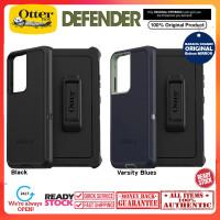 Case Samsung Galaxy S21 Ultra Plus OTTERBOX DEFENDER Casing Original - S21 Ultra, Black