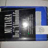Buku MUTIARA Ihya Ulumuddin Al Ghazali Mizan