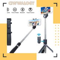 Tongsis Selfie Tripod Mini gimbal stabilizer kamera hp handphone