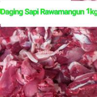 Tetelan daging sapi 1kg