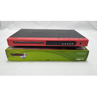 DVD PLAYER NIKO TYPE NK 3510 WITH USB KARAOKE AND REMOTE