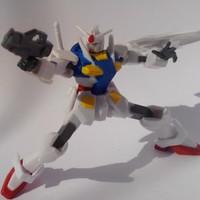 Gundam Assault Kingdom no 18 : GN-000 0 Gundam (Type A.C.D.)