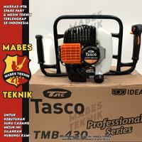 TASCO TMB 430 / TMB430 - MESIN PENGEBOR / BOR TANAH - EARTH AUGER + 6