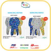 1 SETEL ARUCHI Setelan Baju Panjang Piyama Bayi -BELLA SHOP