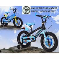 Sepeda anak BMX 18 Mazara Ban jumbo besar Fat bike KHUSUS GOSEND BDG