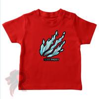 Kaos Anak Baju Anak Team Frost Diamond - Roughmerch
