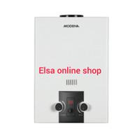 Water Heater Gas Modena GI 6 AV