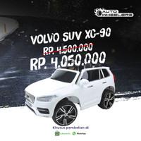 CASHBACK - Volvo SUV XC 90 Autowheelers - Mobil Aki Mainan Anak