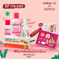 """Paket Natur-E 300 X SOVLO -2 """"Women Empowerment"""""""