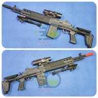 Wgg BF Bing Feng M14 EBR Wgb Bingfeng MK14 water gel blaster