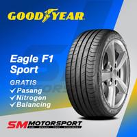 Ban Mobil Goodyear Eagle F1 Sport 225/50 R17 17 98W