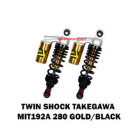 SHOCK SHOK TABUNG CLICK 280 MM TAKEGAWA MT 192 A SHOCKBREAKER