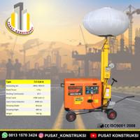 Mobile Tower Ligth Balon LED (LAMPU SOROT) LIGHT TOWER TIGON TLT520 B