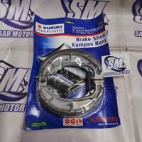 kampas rem belakang thunder 125 spin skywave original Suzuki SGP