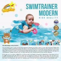 Baby Flow Swim Trainer Ban Renang Bayi Argodinamis
