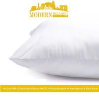 Bantal Kepala Tidur ModernPillow Silikon Berkualitas Super Soft (1Pcs)