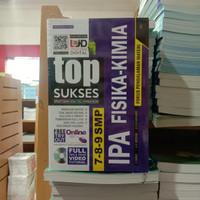 Top Sukses Bank Soal Ful Pembahasan Ipa Fisika-Kimia Smp Kls 7.8.9