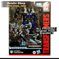 Transformers 63 Studio Series Autobot Top Spin Original Hasbro