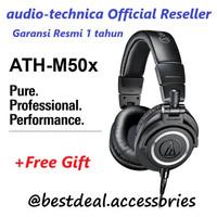 Audio Technica ATH-M50X Headphone Recording
