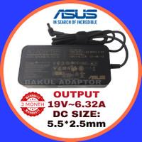 Charger Adaptor Asus ROG GL552 GL552V GL553VE GL552VW GL553 19V 6.32A