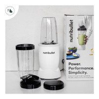 Nutribullet Pro 900W 9pc Matte White