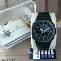 Jam Tangan Pria DIGITEC DG-2119 Rubber Original
