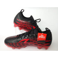 Sepatu Bola SPECS Swervo Venero 19 FG-black-solar red