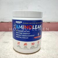 RSP Amino Lean 30 Serving BCAA FATBURNER ENERGY FOCUS Amino lean