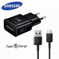 ORIGINAL CHARGER SAMSUNG A20 A30 A50 M20 M21 M30 M30S FAST CHARGING