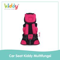 Car Seat Kiddy Multifungsi - 7403 - Merah Muda