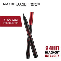 MAYBELLINE Hypersharp Power Black Liquid Pen Eyeliner / Laser Liquid