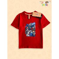 Kaos Baju anak Kids premium Gundam GN 002 Exia robot