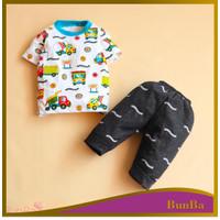 Setelan Baju Bayi usia 6 bulan sampai 3 tahun JK Work Zone 01