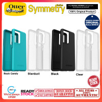Case Samsung Galaxy S21 Ultra Plus OTTERBOX SYMMETRY Casing Original - S21 Ultra, Clear