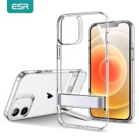 ESR Air Boost Case iPhone 12 Mini 5.4 - Original Kick Stand Clear Fit