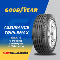 Ban mobil Good Year Assurance Triplemax 185-55-15