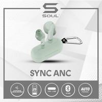 SOUL Sync Active Noise Cancelling True Wireless Earphones