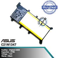 Baterai Laptop Original Asus A555 A555L A555LA X555L X555LA C21N1347