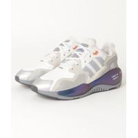 Sepatu Adidas ZX Alkyne Cloud White Silver Glow Blue