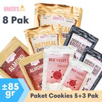 PREMIUM Cookies Box isi 8