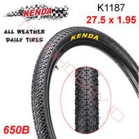 Ban Luar Sepeda MTB XC Gravel 27.5 x 1.95 KENDA K1187 650b not maxxis