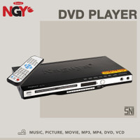 DVD PLAYER NAGOYA SF 766 USB KARAOKE FULL HD