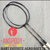 RAKET BADMINTON HART INFINITE AERO SOFT 76/78