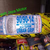 Ban tubeless Swallow Urban 90/90-14 for beat/vario/scoopy/mio m3/mio J