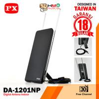 Anten Antena TV Digital Indoor + Kabel Analog HD PX DA-1201NP 1201 NP