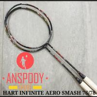 RAKET BADMINTON HART AERO SMASH 76/78