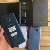 Samsung Galaxy Note FE || Eks. Resmi SEIN || Fullset + Mulus Istimewa