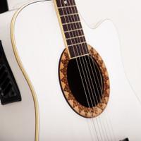 [Sedang Diskon] Gitar Akustik Mandalika JW-01 EQ7545 Siap Manggung